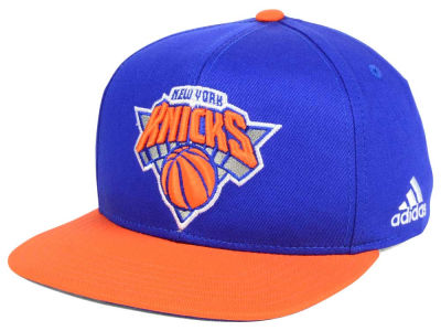New York Knicks Outerstuff NBA Kids XL 2-Color Snapback Cap
