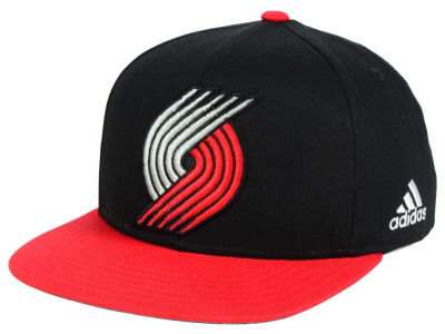 Portland Trail Blazers Outerstuff NBA Kids XL 2-Color Snapback Cap