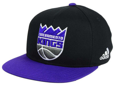 Sacramento Kings Outerstuff NBA Kids XL 2-Color Snapback Cap