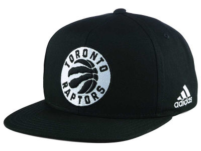 Toronto Raptors Outerstuff NBA Kids Black and White Snapback Cap