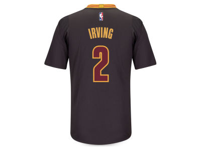 Cleveland Cavaliers Kyrie Irving adidas NBA Men's Champs Swingman Jersey