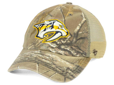 Nashville Predators '47 NHL '47 Sawgrass CLEAN UP Cap
