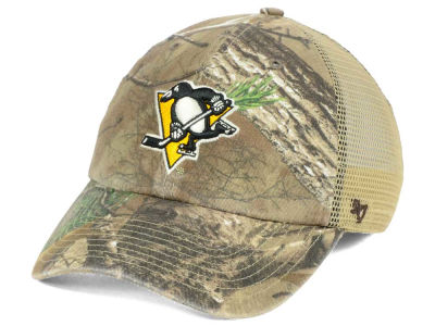 Pittsburgh Penguins '47 NHL '47 Sawgrass CLEAN UP Cap