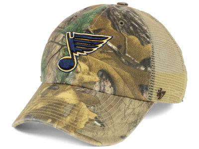 St. Louis Blues '47 NHL '47 Sawgrass CLEAN UP Cap