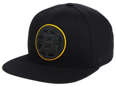 Boston Bruins '47 NHL Mercenary Captain '47 Cap