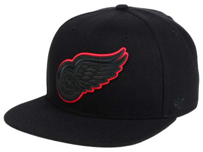 Detroit Red Wings '47 NHL Mercenary Captain '47 Cap