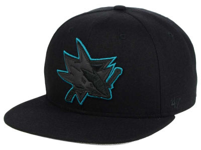 San Jose Sharks '47 NHL Mercenary Captain '47 Cap