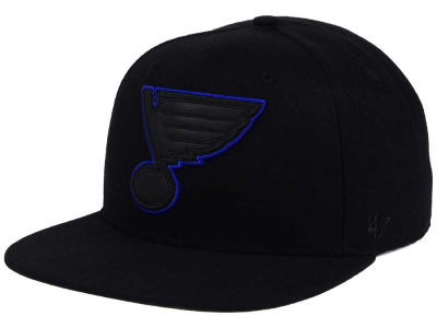 St. Louis Blues '47 NHL Mercenary Captain '47 Cap