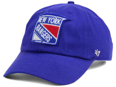 New York Rangers '47 NHL Chained Up '47 CLEAN UP Cap