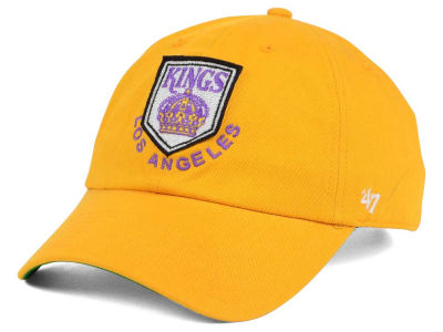 Los Angeles Kings '47 NHL Chained Up '47 CLEAN UP Cap