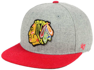 Chicago Blackhawks '47 NHL Hoser Captain '47 Cap