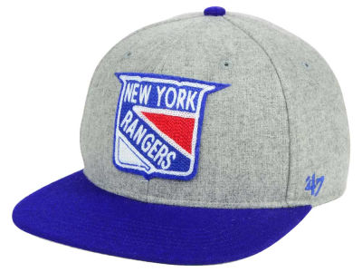 New York Rangers '47 NHL Hoser Captain '47 Cap