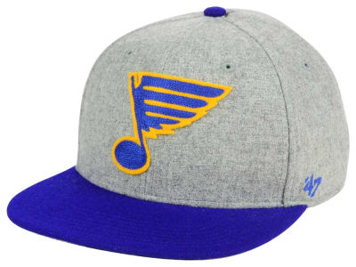St. Louis Blues '47 NHL Hoser Captain '47 Cap