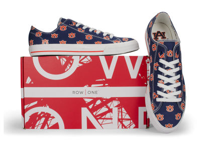 Auburn Tigers Row One NCAA Victory Sneakers