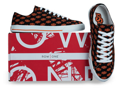 Oklahoma State Cowboys Row One NCAA Victory Sneakers