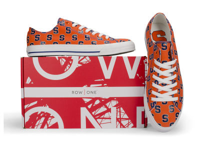 Syracuse Orange Row One NCAA Victory Sneakers