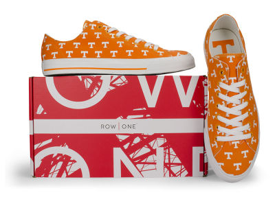 Tennessee Volunteers Row One NCAA Victory Sneakers