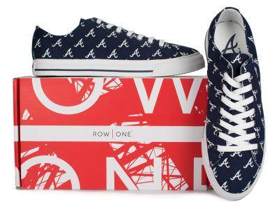 Atlanta Braves Row One MLB Victory Sneakers