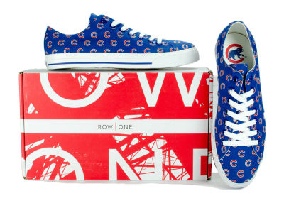 Chicago Cubs MLB Victory Sneakers