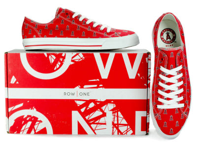 Los Angeles Angels Row One MLB Victory Sneakers