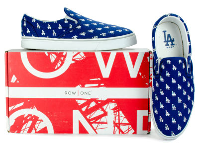 Los Angeles Dodgers Row One MLB Prime Sneakers