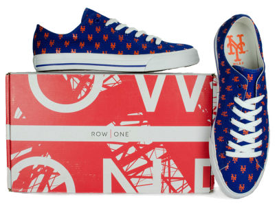 New York Mets Row One MLB Victory Sneakers