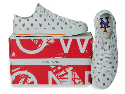 New York Mets Row One MLB Men's Victory Sneakers