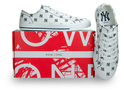 New York Yankees Row One MLB Victory Sneakers