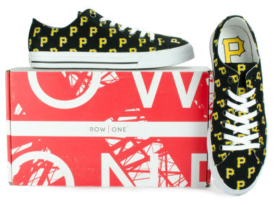 Pittsburgh Pirates Row One MLB Victory Sneakers