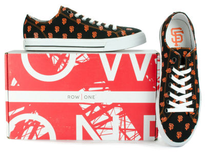 San Francisco Giants Row One MLB Victory Sneakers