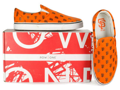 San Francisco Giants Row One MLB Prime Sneakers