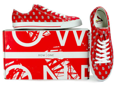 St. Louis Cardinals MLB Victory Sneakers
