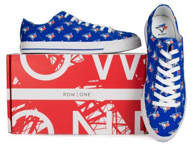 Toronto Blue Jays Row One MLB Victory Sneakers