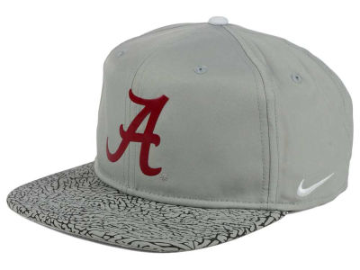 Alabama Crimson Tide Nike NCAA 4.0 Hook Snapback Cap