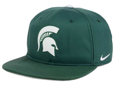 Michigan State Spartans Nike NCAA 4.0 Hook Snapback Cap