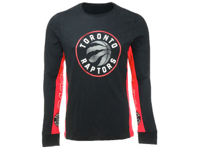 Toronto Raptors GIII  NBA Men's Hands High Hail Mary Long Sleeve Top