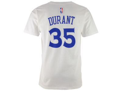 Golden State Warriors Kevin Durant adidas NBA Men's Player T-Shirt