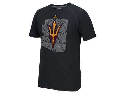Arizona State Sun Devils adidas NCAA Men's Geometric Flow T-Shirt