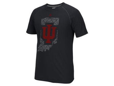 Indiana Hoosiers adidas NCAA Men's Geometric Flow T-Shirt