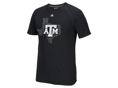 Texas A&M Aggies adidas NCAA Men's Geometric Flow T-Shirt