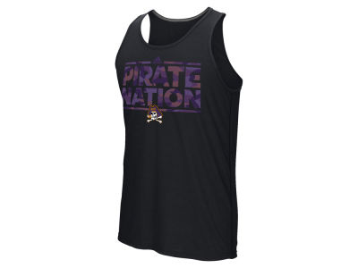 East Carolina Pirates adidas NCAA Men's Dassler Tactical Tank