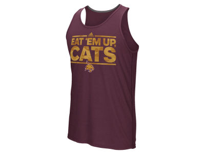 Texas State Bobcats adidas NCAA Men's Dassler Tactical Tank