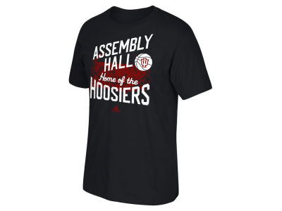Indiana Hoosiers adidas NCAA Men's Stadium Tri-Blend T-Shirt