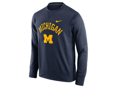 Michigan Wolverines Nike NCAA Men's Circuit Crew Sweatshirt
