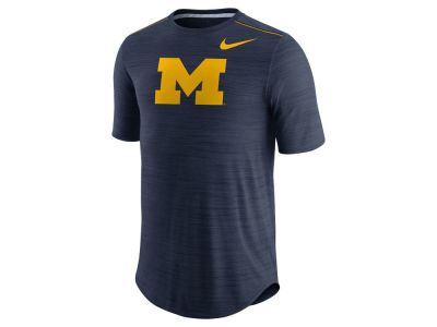 Michigan Wolverines Nike NCAA Men's Player Top