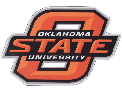 Oklahoma State Cowboys 4x4 Magnet