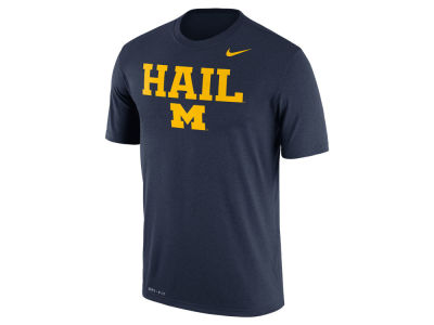 Michigan Wolverines Nike NCAA Men's Legend Authentic Local T-Shirt