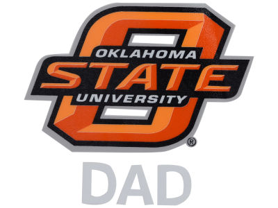 Oklahoma State Cowboys Vinyl Decal