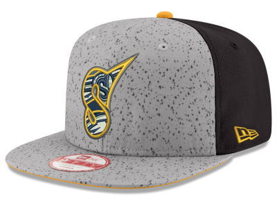 Georgia Swarm New Era NLL 2016 Draft 9FIFTY Snapback Cap