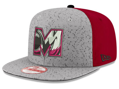 Colorado Mammoth New Era NLL 2016 Draft 9FIFTY Snapback Cap